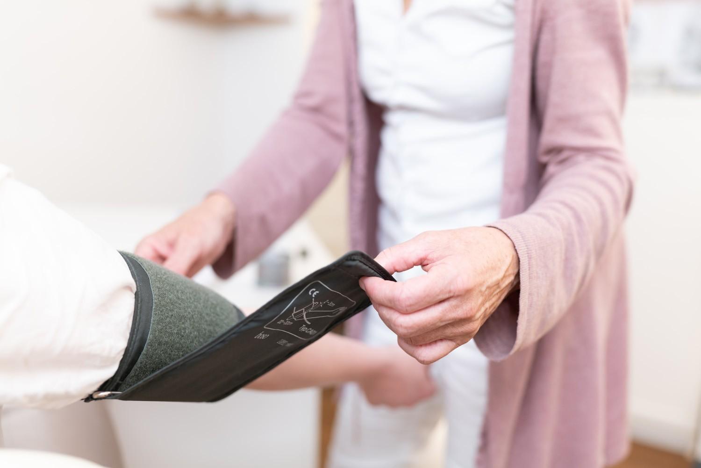 Praxis Tüxen-Mengedoht - Blutdruck